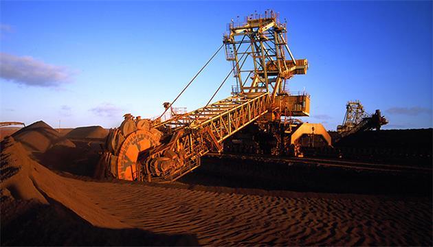 铁矿石价格再度反弹 每吨200美元触手可及