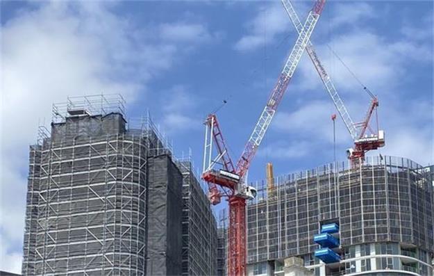 建筑业热潮推高成本压力 或加速行业进入衰退周期