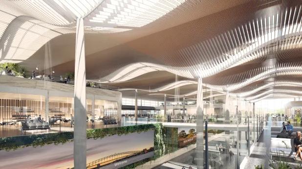 Multiplex公司被委任西悉尼国际机场航站楼的建设