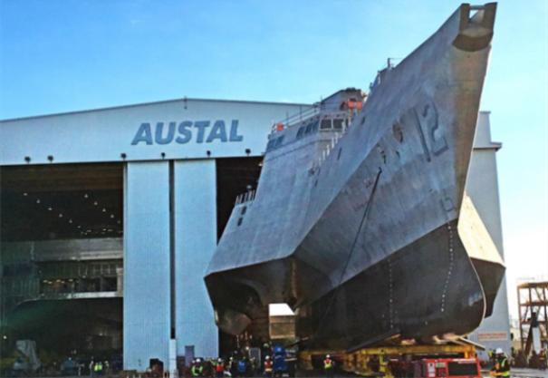 Austal赢得美国海军合同  股价上扬近2%