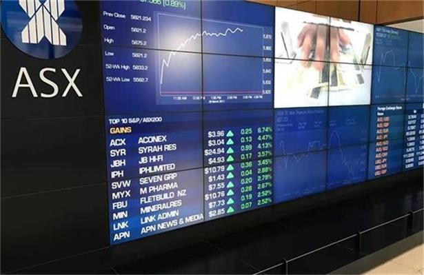 美联储预计加息澳指回落  多数板块跌幅超1%科技股逆市上扬
