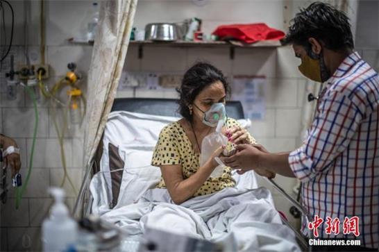 世卫组织:德尔塔变异病毒已传播至132个国家和地区
