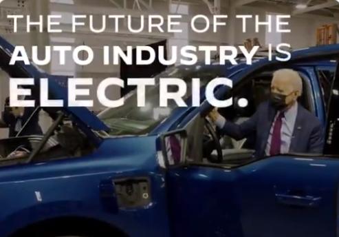 又来锤?新华社发文,这次是奶粉!新能源又有大利好,拜登放话:新车一半将是新能源车!