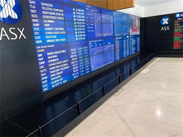 澳洲股市连涨11个月  未来或延续升势