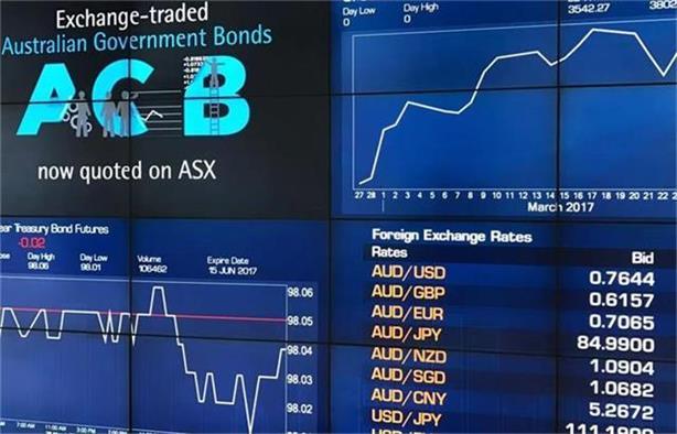 澳央行对经济抱有信心澳指微升  铁矿石板块回落Recce飞涨
