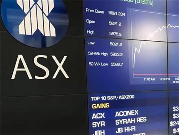 澳指大涨创今年单日最佳  各板块齐升大型矿商和银行股领涨