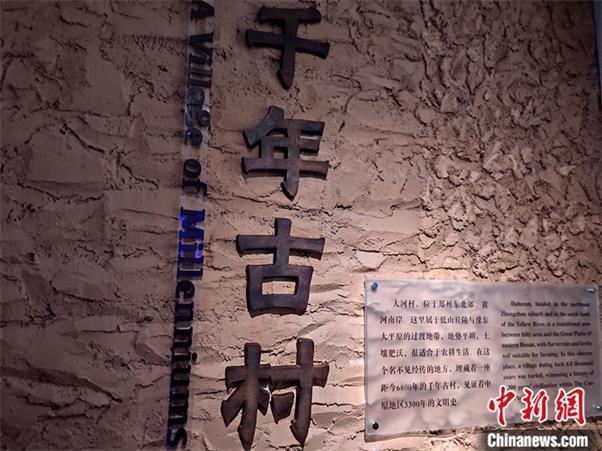 【母亲河畔的中国】大河村遗址探访数千年前古人的生活智慧